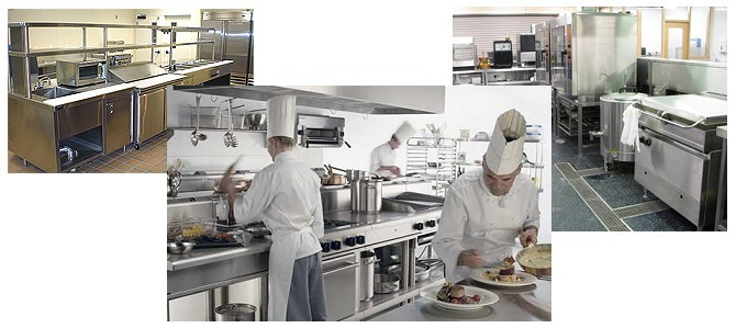 Commercial Kitchen and Catering Equipment